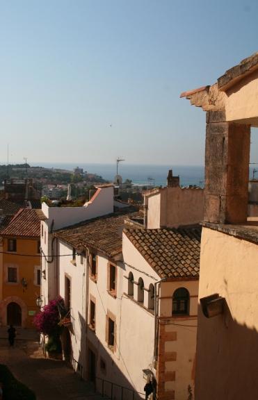 View over Altafulla